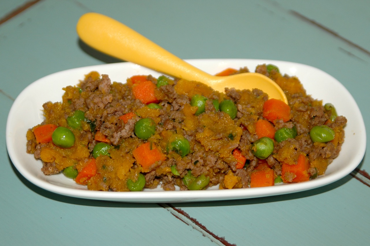"Moroccan-Spiced ""Knock-Off"" Shepherd's Pie"