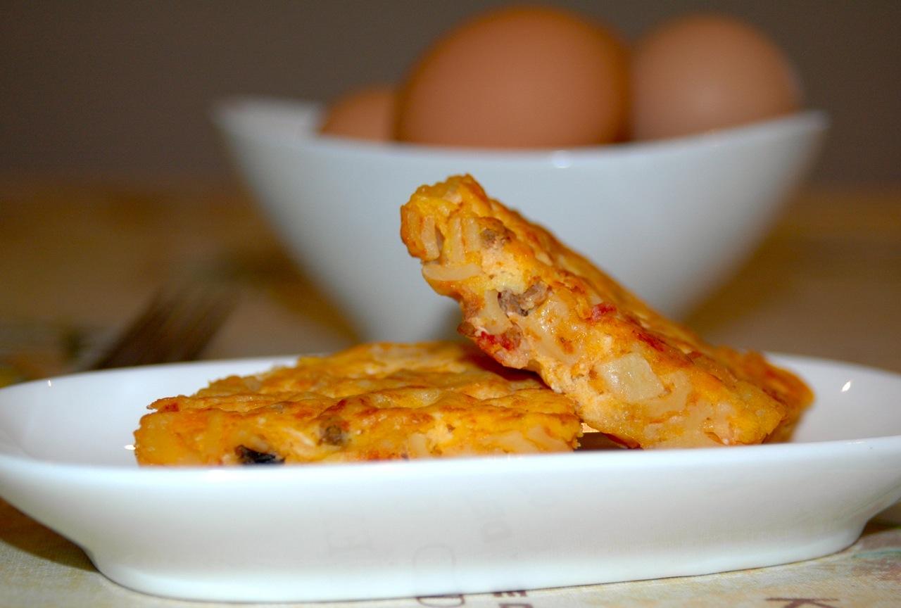 Pastasciutta Frittata
