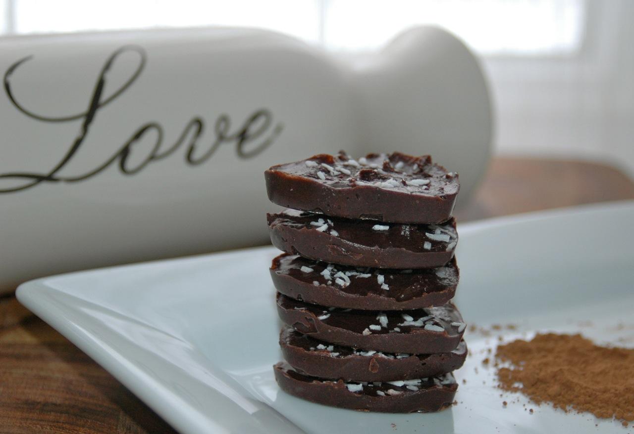 Two-Bite Chocolates
