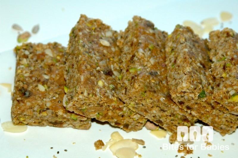 Dried Fruit and Nut Larabars