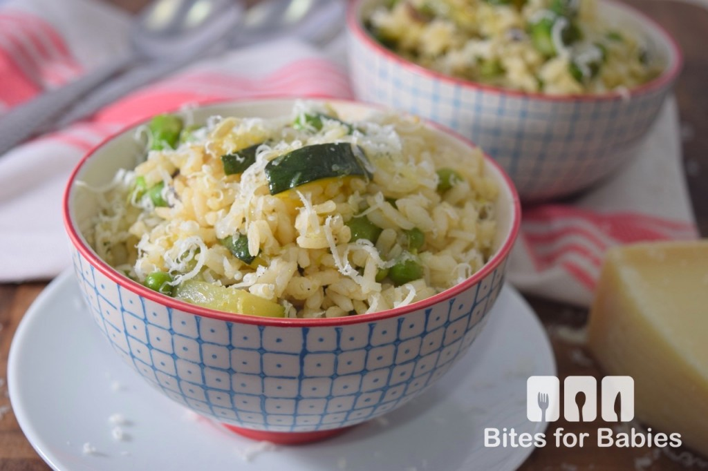 Healthy Spring Risotto