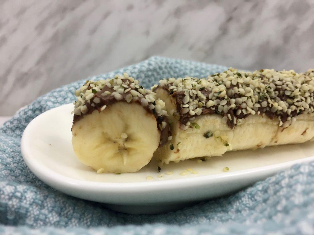 Easy Banana Sushi