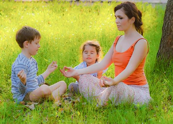 6 Ways To Teach Meditation To Kids