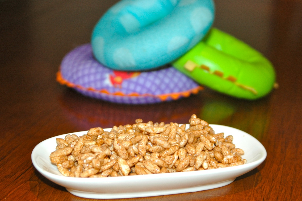 Homemade Baby Cereal