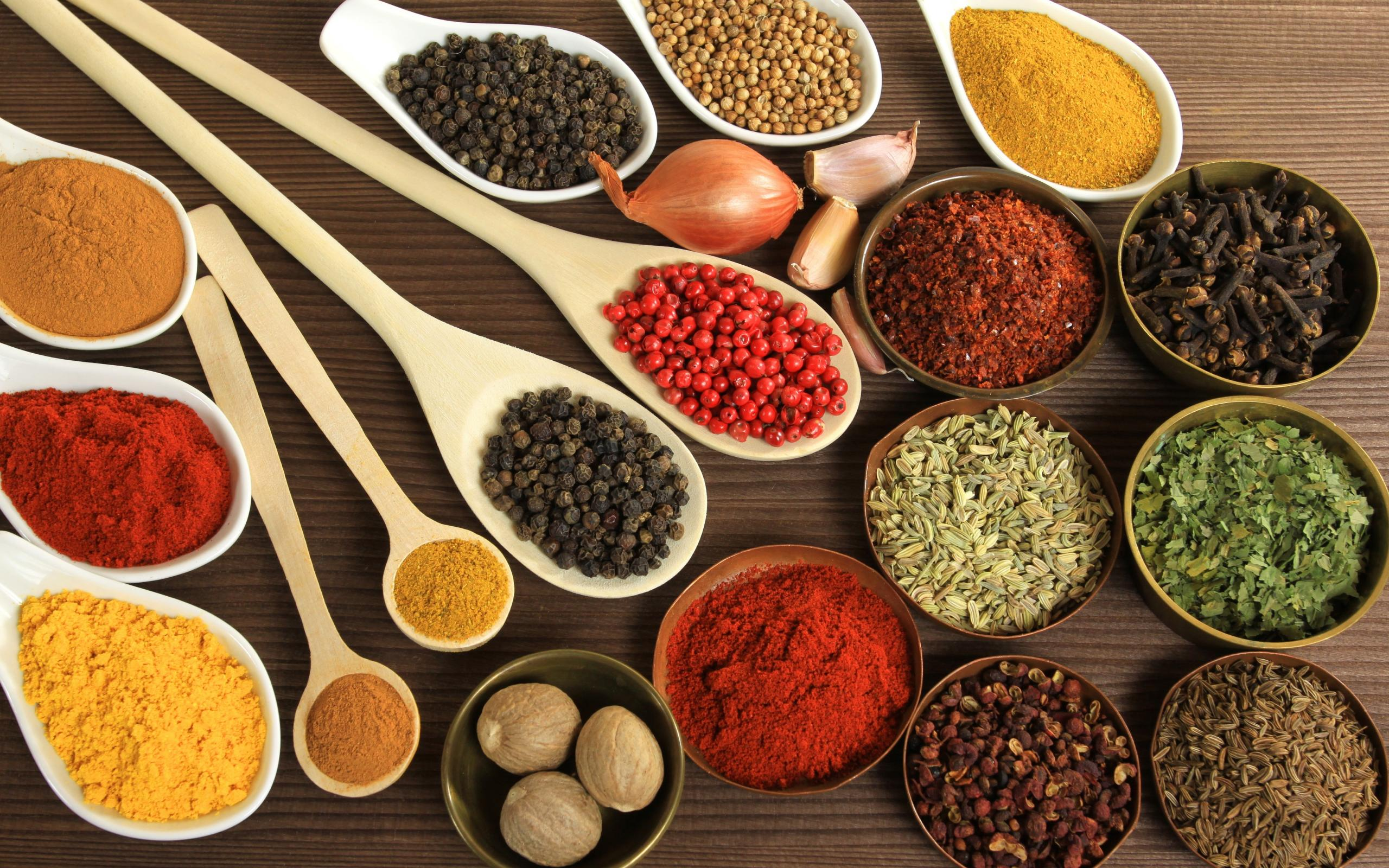 Cooking With Herbs And Spices For Baby