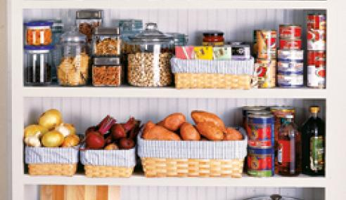 The Top 14 Pantry Essentials