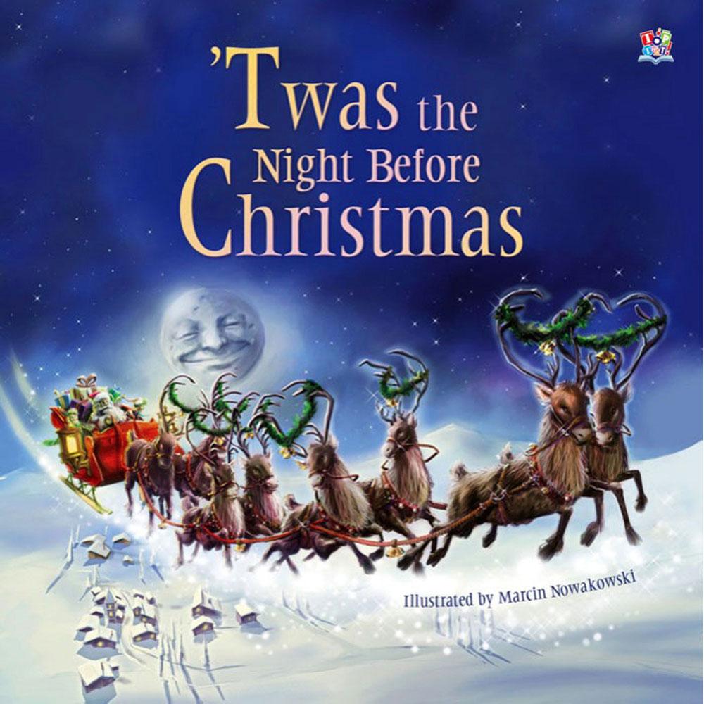 'Twas the Night Before Christmas Parodies