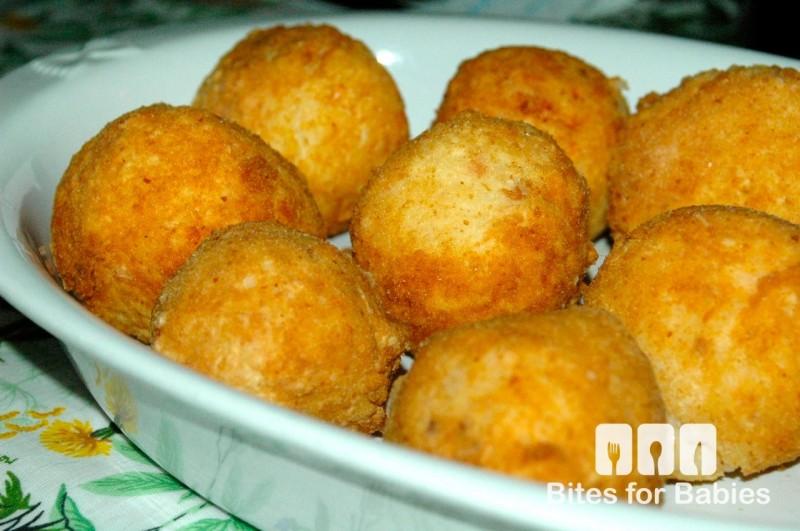 How To Make Traditional Arancini