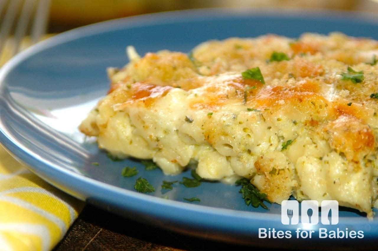 Broccoli Mac n' Cheese Bake