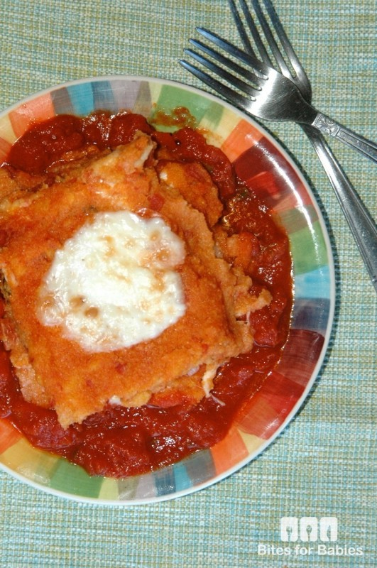 Baked Polenta Lasagna