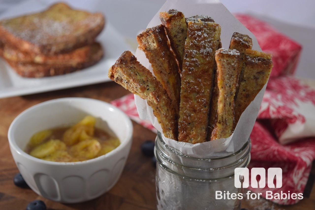 Coconut Cinnamon French Toast Fries