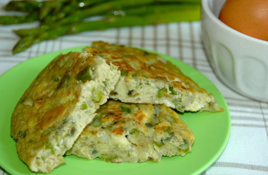 asparagusfrittat