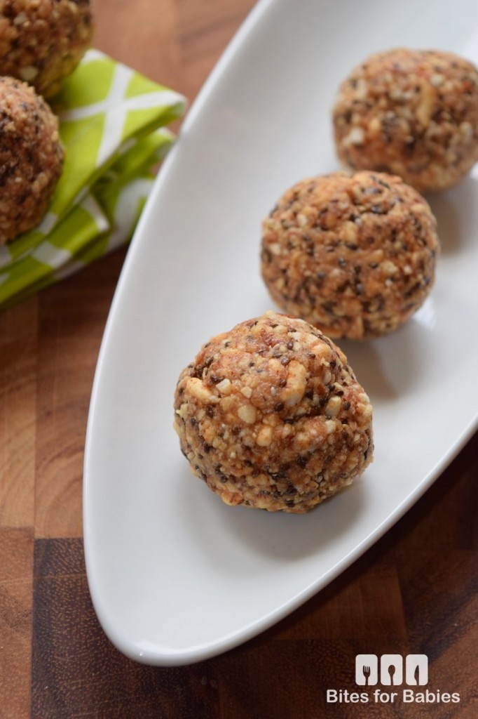 No Bake Puffed Rice Balls