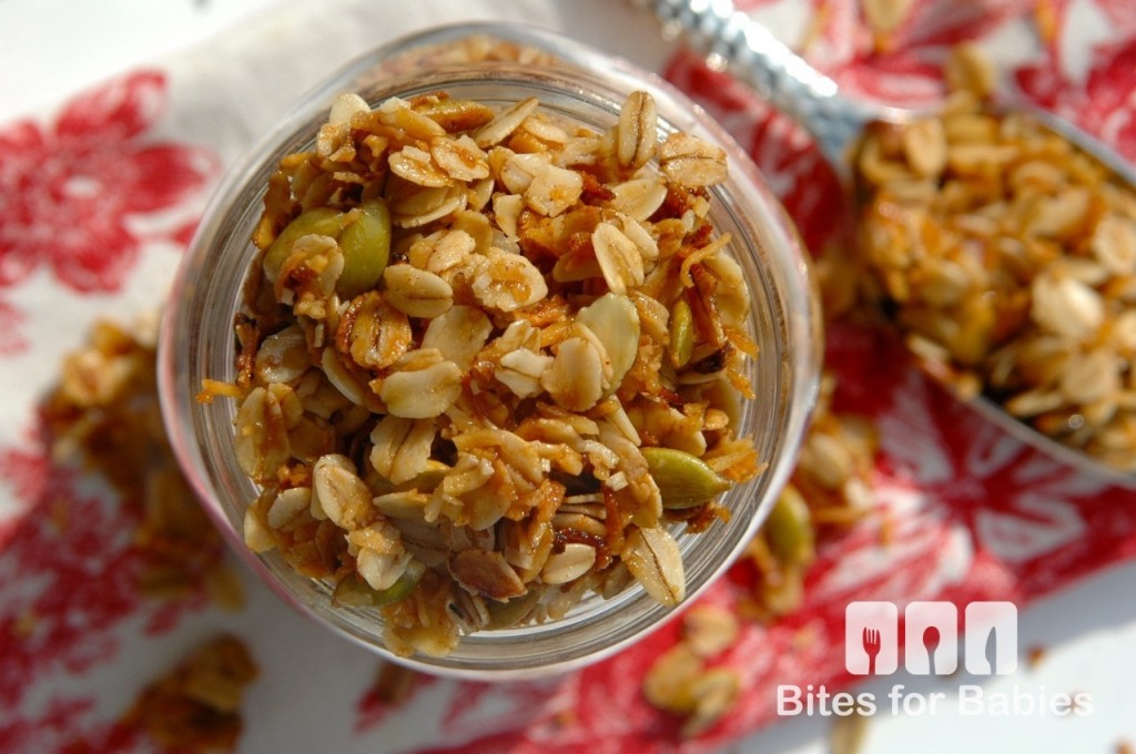 4 Tips To Make Perfect Granola