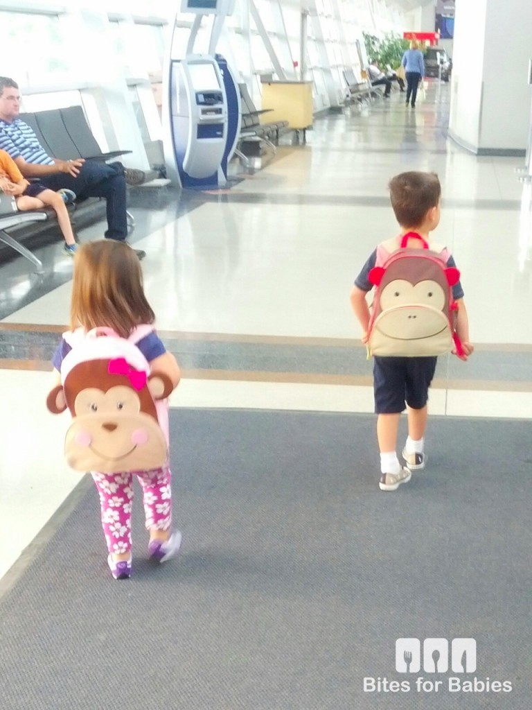 12 Tips for Flying with Toddlers