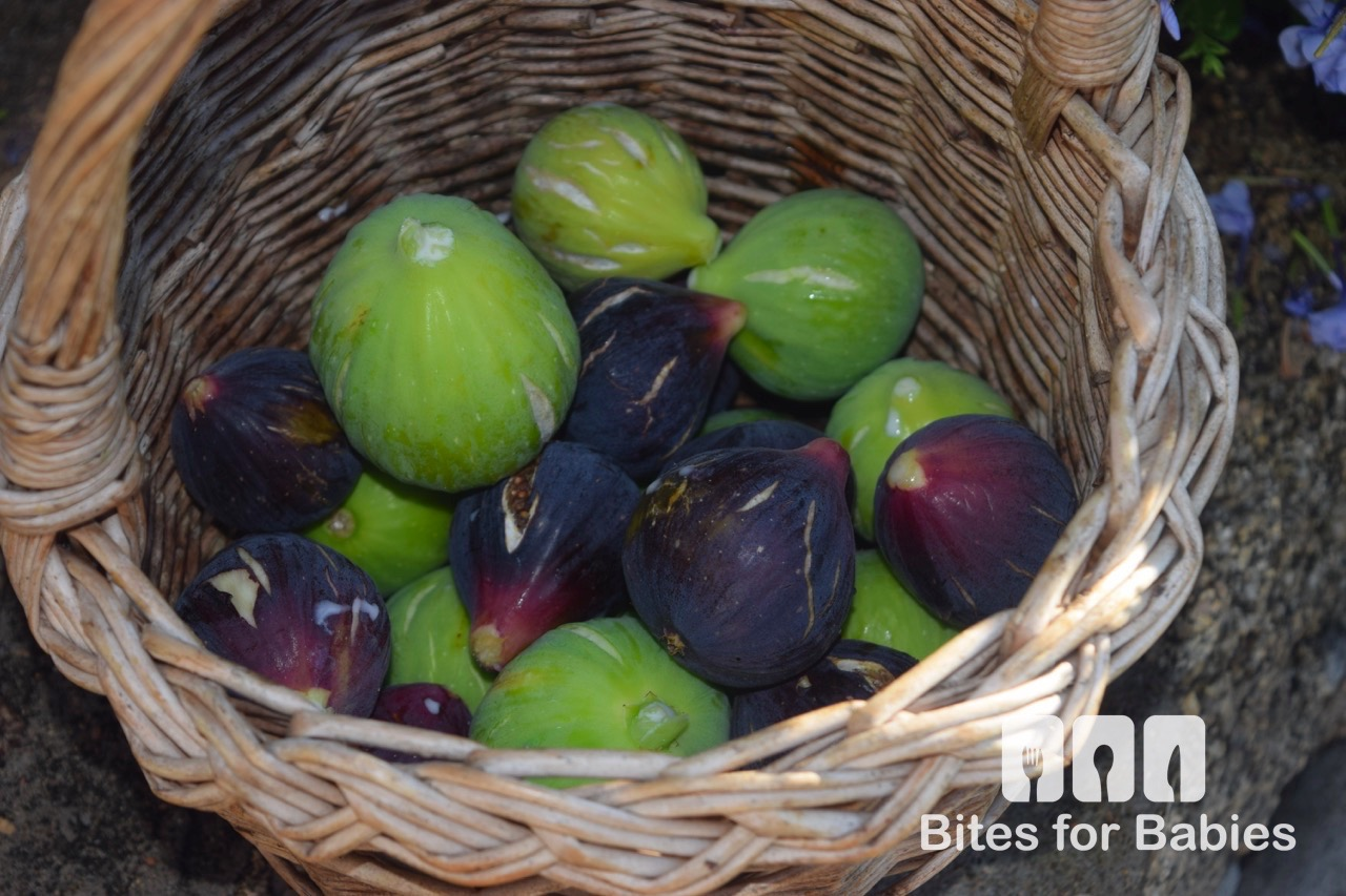 How to Peel and Prepare Fresh Figs
