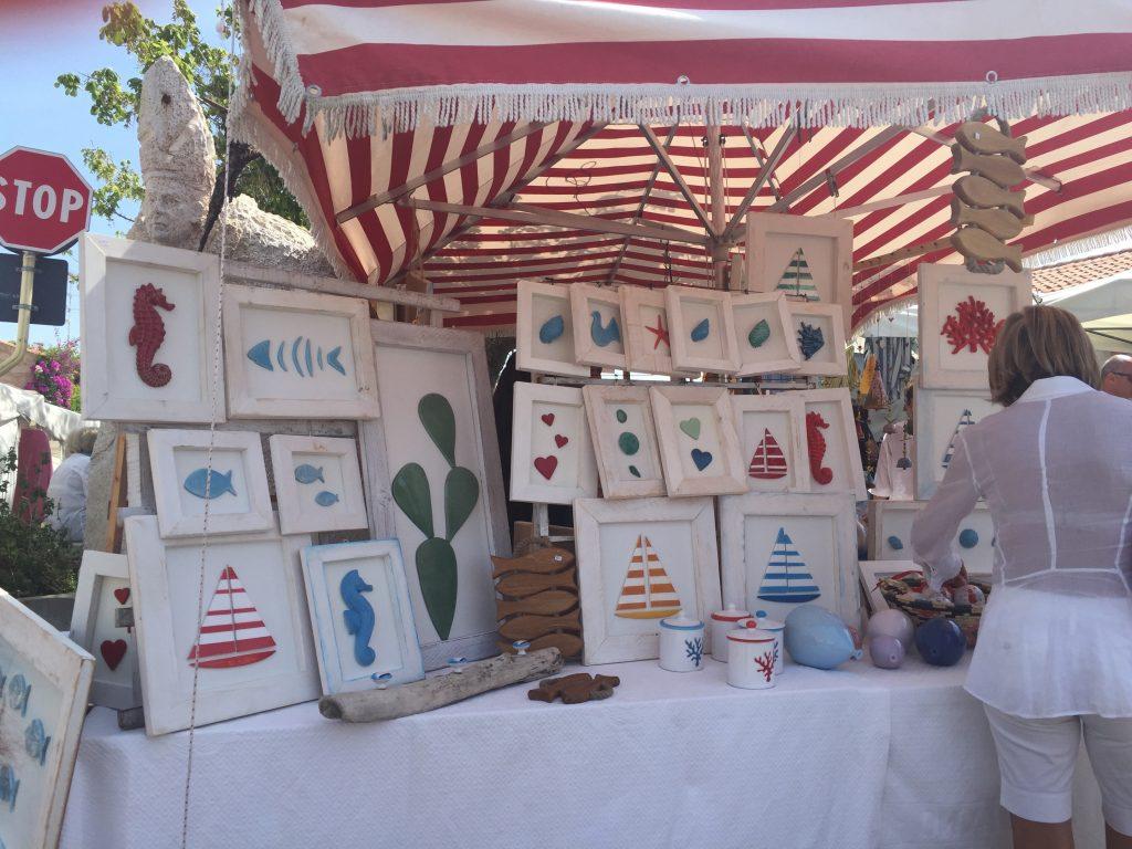 San Pantaleo Market