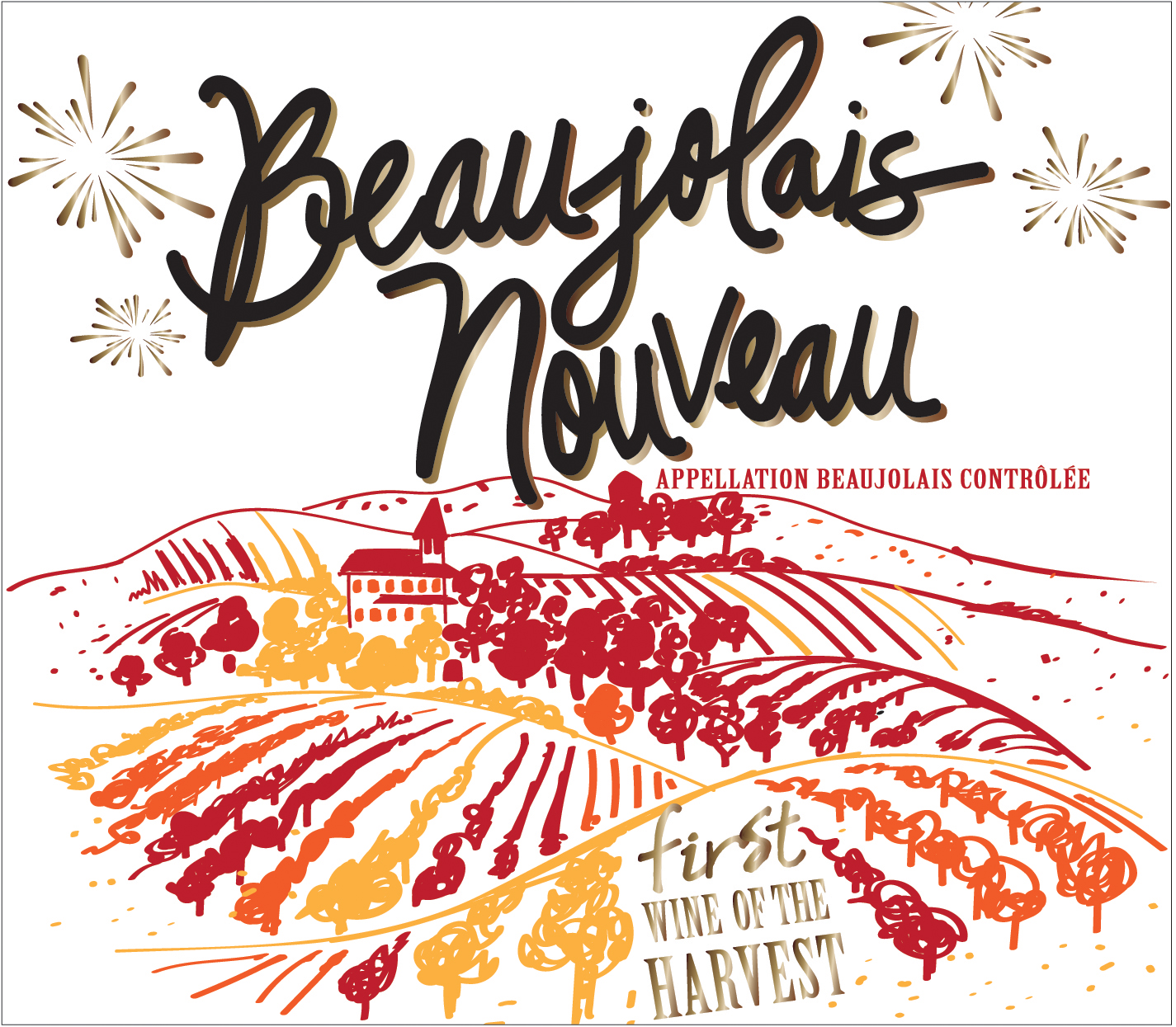 Celebrating Beaujolais Nouveau Day