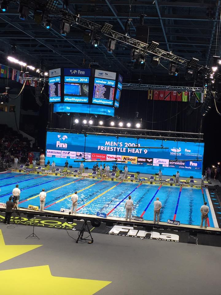 FINA Championships 2016