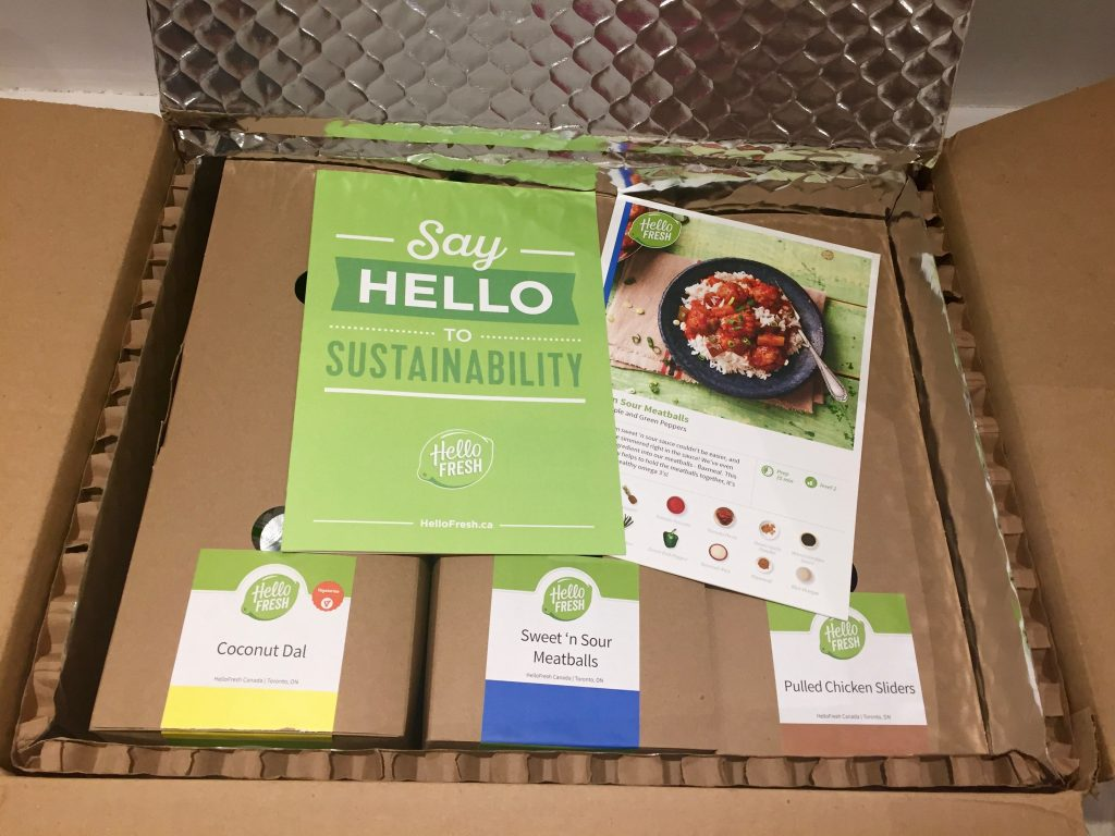 5 Easy Tips for Meal Planning (Hello Fresh Review)