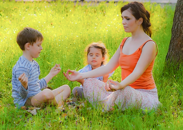 6 Ways To Teach Meditation To Kids