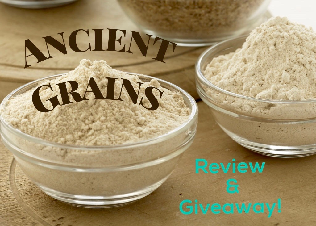 Ancient Grains Einkorn Flour Review & Giveaway