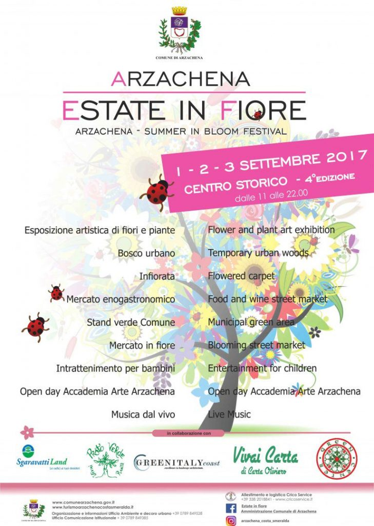 Estate in Fiore 2017